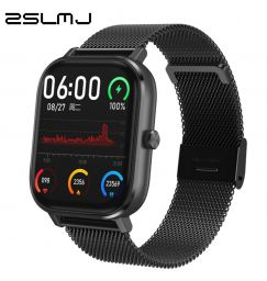 P8 SE SmartWatch Full Touch Women Fitness Tracker Men Electronic Wristwatch For Android IOS Heart Rate Monitor Smart watch Clock