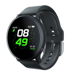 Hot Smart Watch For Android IOS Phone Men Women Full Touch Screen Blood Pressure Heart Rate Sleep Monitor Waterproof Smartwatch