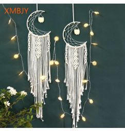 Hanging wall decoration - Nordic Star Moon - Dream Catcher