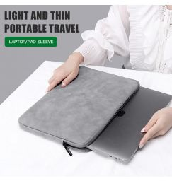 Laptop Sleeve Case 13 14 15.4 15.6 Inch HP DELL Notebook bag Carrying Bag for XiaoMi Macbook Air Pro 13.3 Shockproof cover Case