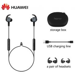 Original HUAWEI Honor AM61 xSport Wireless Earphone with Magnetic Design IP55 Level Protection Bluetooth 4.1 Hand-Free Headset