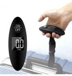 100g/40kg Digital Scales Luggage Scale LCD Display Portable Mini Electronic Pocket Travel Handheld Weight Balance Tool