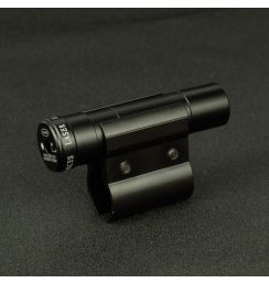 Tactical Red Dot Laser Sight Scope With Mount For Rifle Airsoft For Hunting Optics Shooting