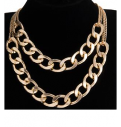 Cuban Choker Necklace Jewelry