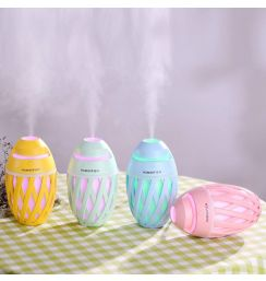 Air Spray FAWAHAH DLC Olive Humidifier Colorful Night Light (Pink, Blue 320m) - 200301020