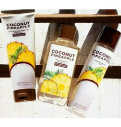 Bath and Body Works Coconut Pineapple