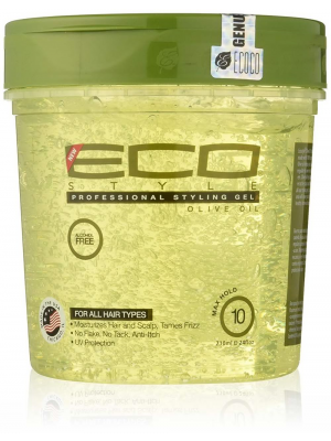 ECO Styler Professional Styling Gel, Olive Oil, 236 ML