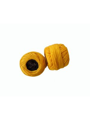 Yellow Embroidery Threads