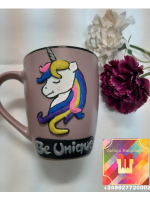 Be Unique mug