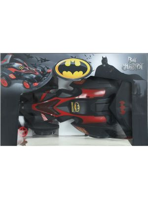 Batman Car With Remote Control 803bm - Black and Red