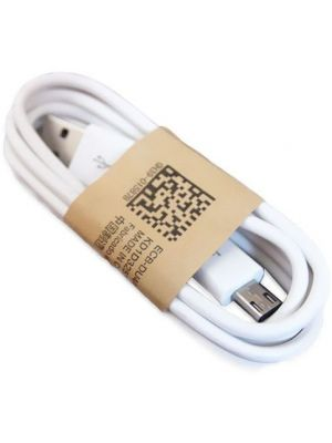 MicroUSB Data Cable  - White