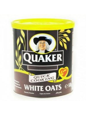 Quaker Oats White 500 gm