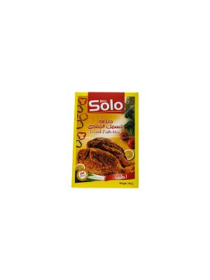Solo Fried Fish Mix 160 Gram