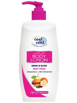 Cool & Cool Fruity Fresh Body Lotion, 500ml