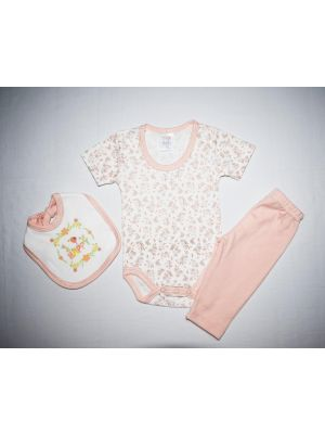 Baby 3 Pieces set (0-3) Months