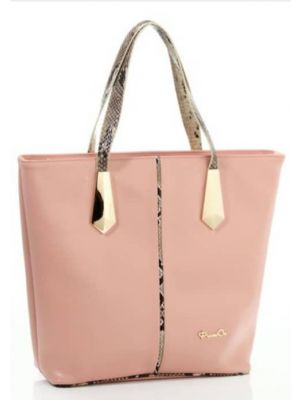 Women Elegant Nude Bag