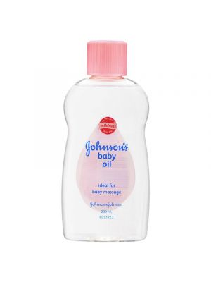 Johnsons Baby Oil 200 ml