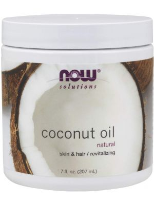 Now coconut oil
