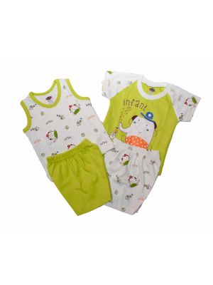 Baby's pajamas Set 2 pieces (0_6 )months