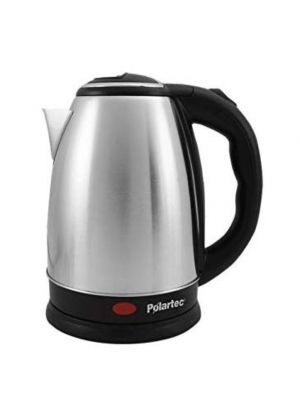 Polartec 2.2 Liters Automatic Electric Cordless Stainless Steel Kettle, PT-101