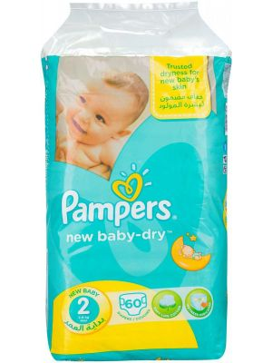 Pampers Diapers Saudi Size 1 * 26 Pcs