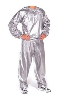 Souna suit For Men and Women XXL - Silver - 170904071