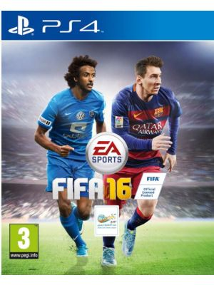 PlayStation 4 FiFa 2016