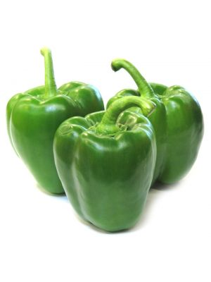 1/2 Kilo Large Green Pepper