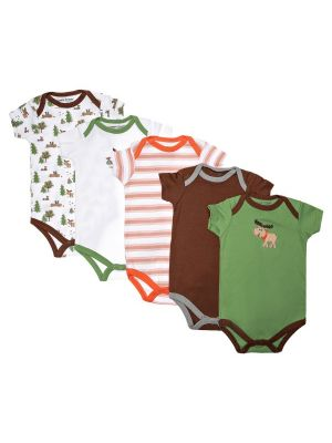 Luvable Friends Multi Color Baby Clothing Set For Boys