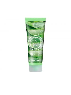 Revitalising Hand Cream with Aloe Vera Juice