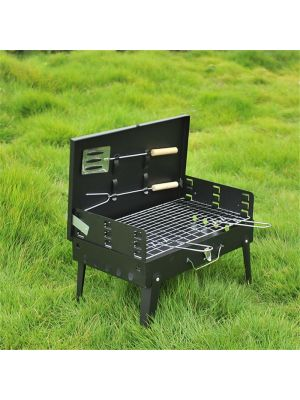BBQ Barbecue Grill Folding Camping - 190701002