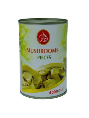 Alwabil Mushrooms Pieces 400 Gram
