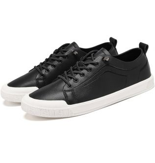 2020 Spring Men White Sneakers Comfort for Male Leather Sport Shoes Running Boys School Vulcanized Chaussure Homme %