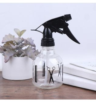 1pc 250ml Reusable Hairdressing Spray Bottles Beauty Tool Accessories Hair Salon Tool / Plants Flowers Water Sprayer Dual-use