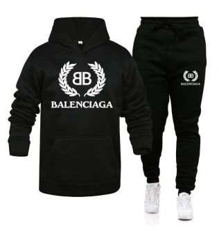 2021 New Sports Winter Men's Hoodie And Pants, Harajuku Sports Suit Casual Men's And Women's Sweatshirt Or Sport Suit