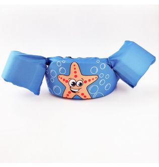 Baby Kids Arm Ring Life Vest Floats Foam Safety Life Sleeves Armlets Swim Circle Tube Swimming Rings