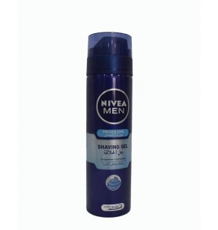 NIVEA Men Shaving Cream - Fresh & Cool