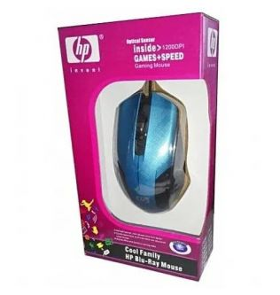 HP comfort optical mouse