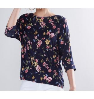 Max Blue Blouse small size