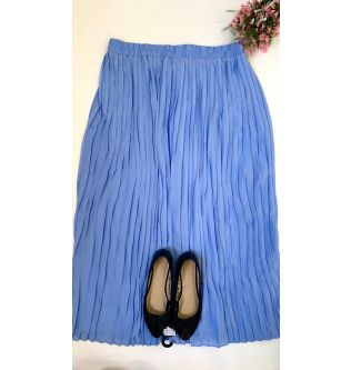 3 Colors Wide Skirt for Women