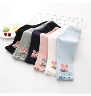 Autumn Winter New High Quality Baby Girl Pantyhose Baby Pants Cotton Knitted Casual Newborn Baby Leggings Clothes 0-3T