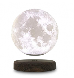 Levituna Magnatic 3D Moon Lamp LED, Night Light, Moonlight Touch (15CM) -