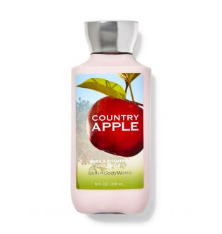 Bath and Body Works Country Apple Lotion 236 ml