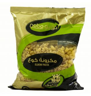 Nobo Elbow Macaroni 500 Grams