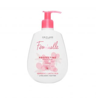 Protecting Intimate Wash Cranberry