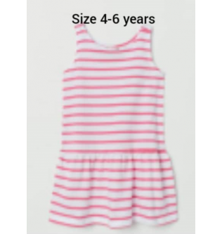 Summer Dress for Girls 4-6 years