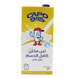 Capo sugar milk - full cream 1L