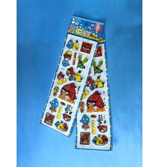 Angry Birds Stickers - 1pc