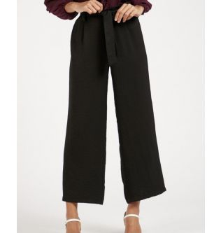 Casual Loose Black Pants for Women