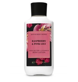 Raspberry & Pink Lily Body Lotion